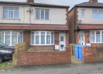 Thumbnail 2 bed semi-detached house for sale in St. Jude Road, Bridlington