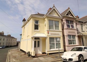 Thumbnail 3 bed end terrace house for sale in Eton Place, City Centre, Plymouth