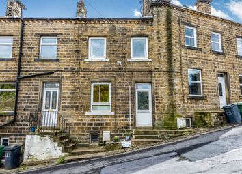 Thumbnail 1 bedroom terraced house for sale in Greenhill Bank Road, New Mill, Holmfirth