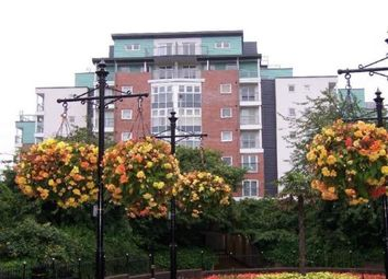 Thumbnail 2 bed flat for sale in Trinity Court, London Road, Newcastle, Staffordshire