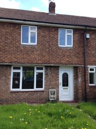 Thumbnail 3 bed terraced house to rent in Fir Tree, Shildon