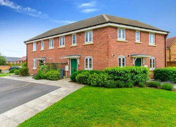 Thumbnail 2 bed flat for sale in Mayflower Mews, Grantham