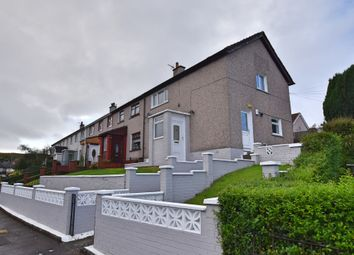 Thumbnail 3 bed end terrace house for sale in Caithness Road, Greenock