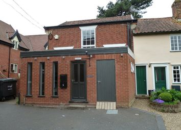 Thumbnail 1 bedroom flat to rent in Mount Street, Diss, Norfolk