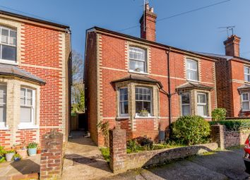 Thumbnail 3 bed semi-detached house for sale in Town End Street, Godalming