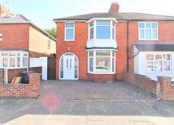 Thumbnail 4 bed semi-detached house for sale in Kitchener Road, Humberstone, Leicester