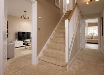 "Thumbnail 4 bedroom detached house for sale in ""Lincoln"" at Inglewhite Road, Longridge, Preston"