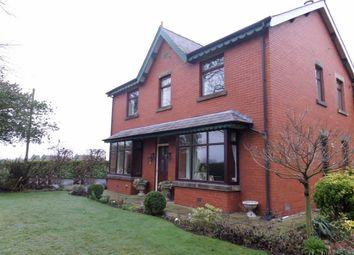 Thumbnail 4 bedroom detached house for sale in Brownhiil Lane, Longton, Preston
