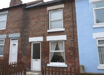 Thumbnail 2 bedroom terraced house to rent in Princess Street, Castle Gresley, Swadlincote