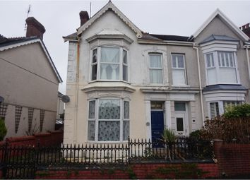 Thumbnail 4 bed semi-detached house to rent in College Square, Llanelli