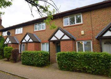Thumbnail 2 bed terraced house for sale in Peartree Avenue, London
