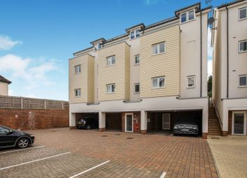 Thumbnail 2 bed flat for sale in 36 Pyle Close, Addlestone