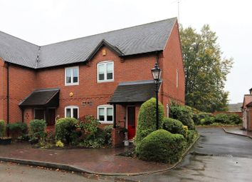 Thumbnail 2 bed terraced house for sale in Castle Mills, Melbourne, Derby