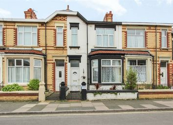 Thumbnail 3 bedroom terraced house for sale in Mayfield Avenue, Blackpool, Lancashire
