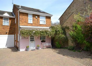 Thumbnail 5 bed link-detached house for sale in Academy Drive, Darland, Gillingham