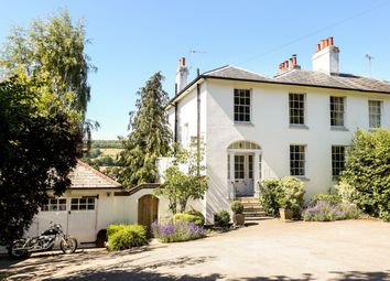 Thumbnail 4 bed semi-detached house to rent in Guildford Road, Westcott, Dorking
