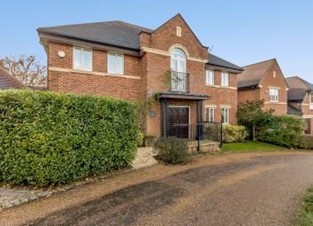 Thumbnail 6 bed detached house to rent in Caenshill Place, Weybridge