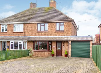 Thumbnail 3 bed semi-detached house for sale in Midland Road, Raunds, Wellingborough