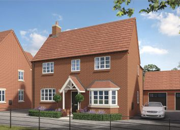 Thumbnail 4 bed detached house for sale in Foxhill, Northampton Road, Brackley