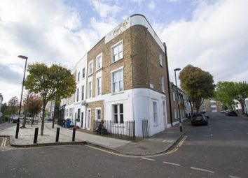Thumbnail 1 bed flat to rent in Landseer Road, London