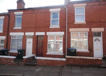 Thumbnail 2 Bedroom Terraced House To Rent In Farman Road Earlsdon Coventry