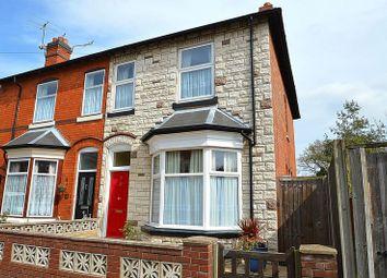 Thumbnail 3 bed end terrace house for sale in Woodville Road, Kings Heath, Birmingham