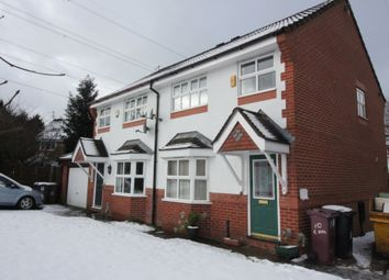 Thumbnail 3 bed semi-detached house for sale in Cravens Hollow, Blackburn