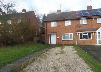 Thumbnail 2 bed semi-detached house to rent in Westacre Crescent, Finchfield, Wolverhampton, West Midlands