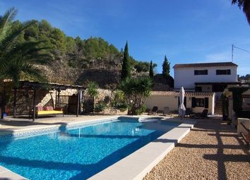 Thumbnail 3 bed finca for sale in Spain, Valencia, Alicante, Benissa