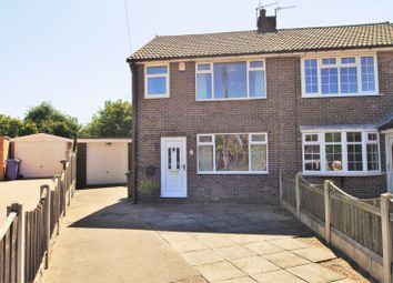 Thumbnail 3 bed semi-detached house for sale in Clayton Drive, Thurnscoe, Rotherham