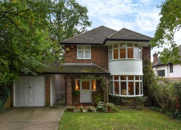 Thumbnail 3 bed detached house for sale in The Avenue, Beckenham