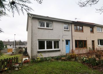 Thumbnail 3 bed end terrace house for sale in 4 Porters Well, Uddingston, Glasgow