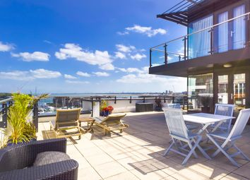 Thumbnail 3 bed flat for sale in Admirals Quay, Ocean Way, Ocean Village