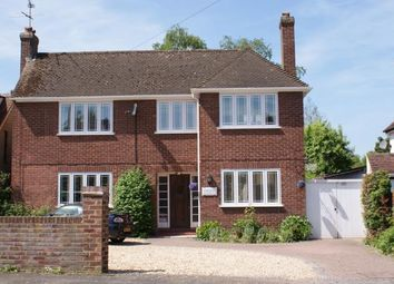 Thumbnail 4 bed detached house for sale in Westfield, Woking, Surrey