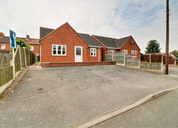 Thumbnail 2 bed bungalow for sale in Swanwick Avenue, Shirebrook, Mansfield