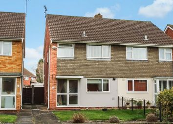 Thumbnail 3 bed semi-detached house for sale in Coniston Walk, Hereford
