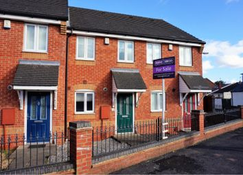 Thumbnail 2 bed terraced house for sale in Huntington Terrace Road, Cannock