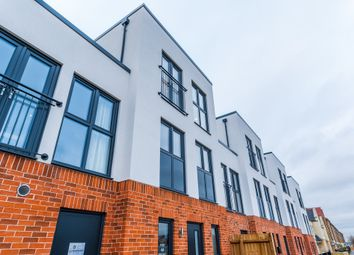 Thumbnail 3 bed town house for sale in The Avenue, Priors Hall Park, Weldon