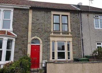 Thumbnail 3 bed terraced house for sale in Shrubbery Road, Bristol