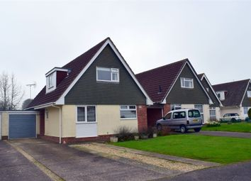 Thumbnail 2 bed detached house for sale in Chineway Gardens, Ottery St. Mary