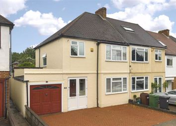 Thumbnail 3 bed end terrace house for sale in Albert Road, Epsom, Surrey