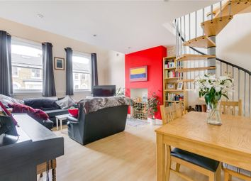 Thumbnail 3 bed flat for sale in Gateley Road, London