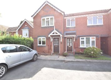 Thumbnail 2 bed end terrace house to rent in Bamburgh Crescent, Warndon Villages, Worcester, Worcestershire