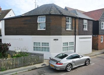 Thumbnail 2 bed terraced house to rent in Island Wall, Whitstable