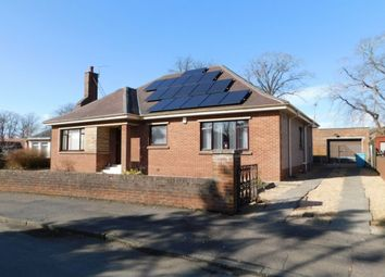 Thumbnail 3 bed bungalow for sale in Laburnum Crescent, Wishaw