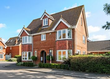 Thumbnail 5 bed detached house to rent in Nicolson Close, Tangmere, Chichester