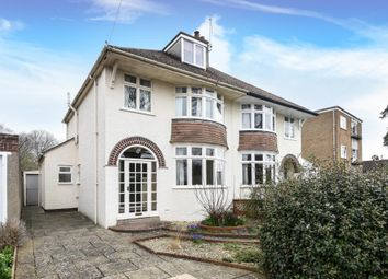 Thumbnail 3 bedroom semi-detached house for sale in Mere Road, Oxford