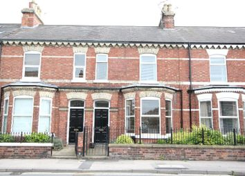 Thumbnail 2 bed flat to rent in Haxby Road, York
