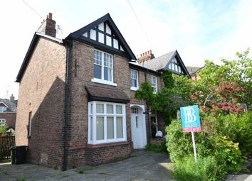 Thumbnail 3 bed semi-detached house to rent in South Grove, Alderley Edge