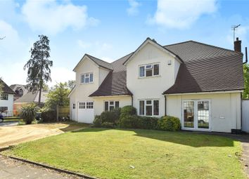 Thumbnail 5 bed detached house for sale in Poyntell Crescent, Chislehurst